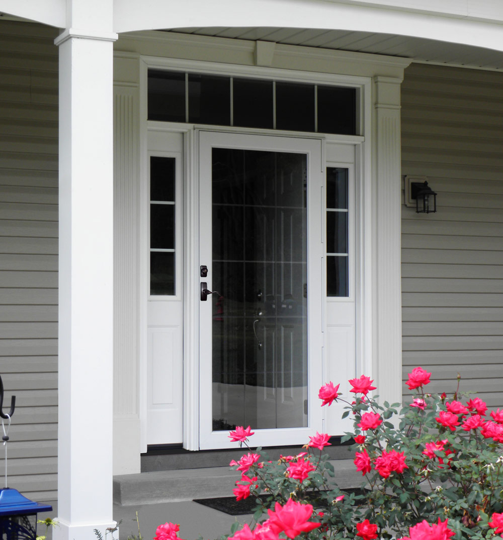 Storm Door pro via storm doors photos : ProVia Aeris Patio Doors - Stevan Buren Windows & Doors
