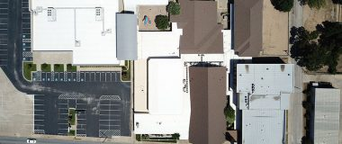Stevan Buren Commercial Roofing at Field Street Baptist Church