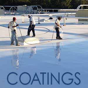 Stevan Buren Commercial Roofing: Coatings