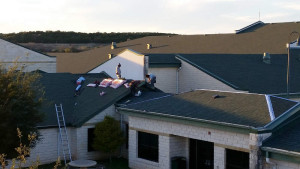 North Central Texas Academy roof in Granbury TX