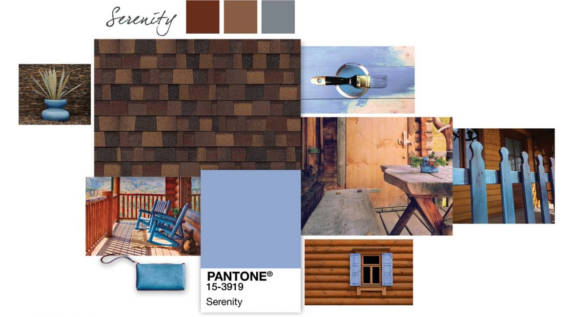 How to choose a shingle color