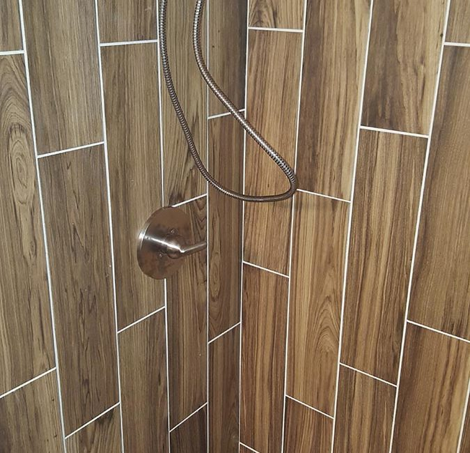 Tuesday Job Highlight: Kimbro Shower Reno
