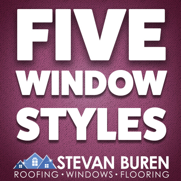 Five Window Styles