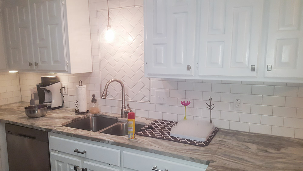 Job Highlight: Bell Backsplash