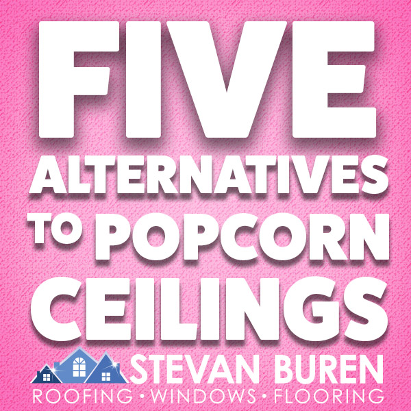Five Alternatives to Popcorn