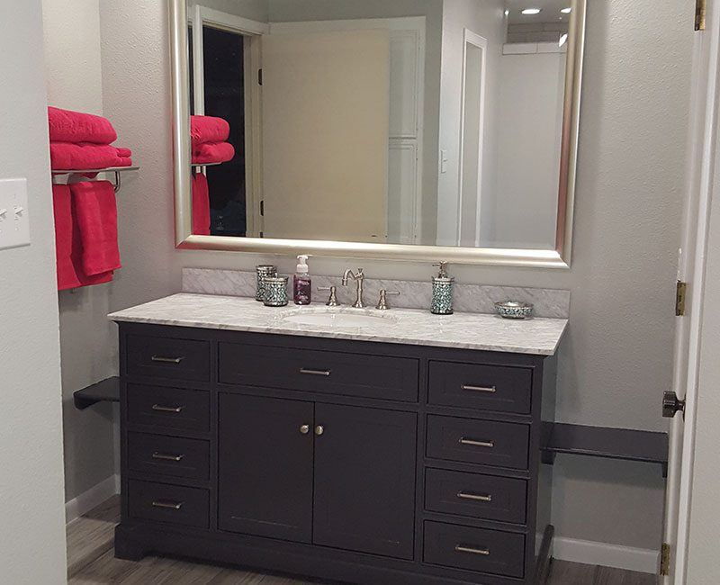 Job Highlight: Gaarz bathroom remodel