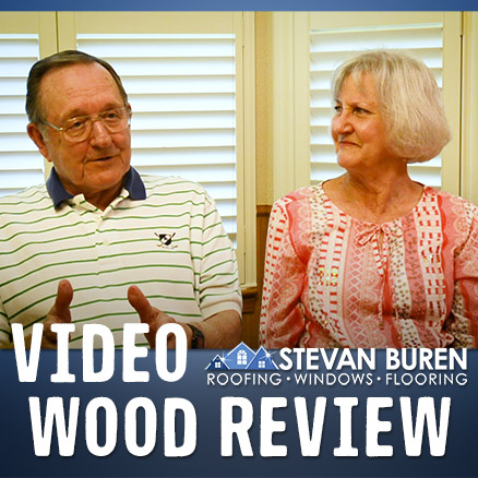 Video Review: Wood bathroom renovation