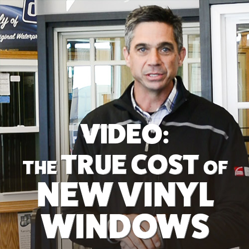 Video: True Cost of New Vinyl Windows