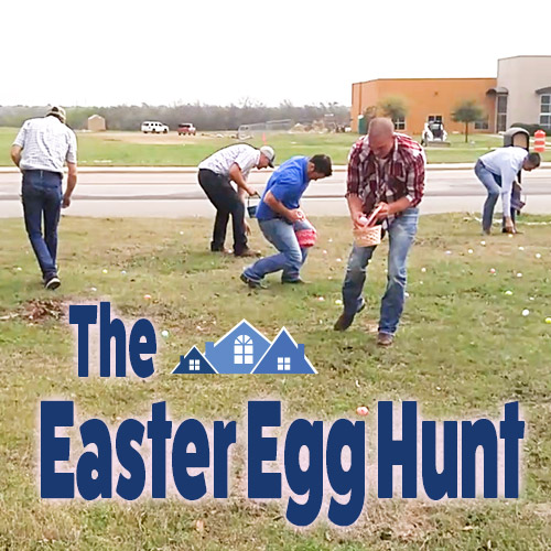 Video: Easter Egg Hunt at SBRWF