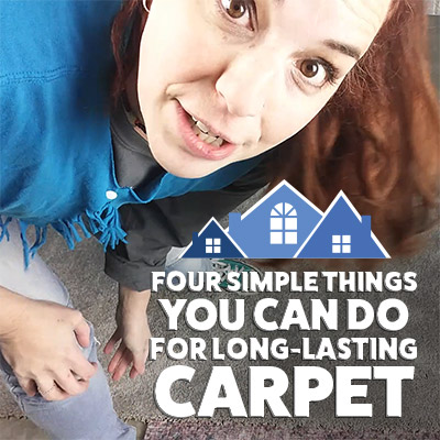 Video: Four Simple Things You Can Do for Long-Lasting Carpet