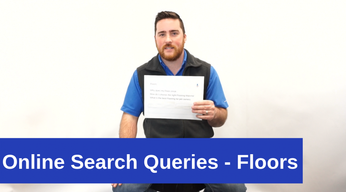 Online Search Queries – Floors