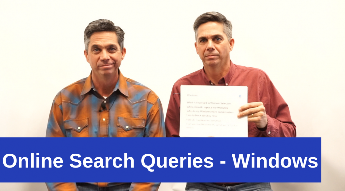 Online Search Queries – Windows