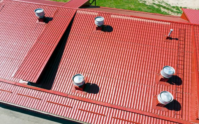 The Different Types of Commercial Roofing: An Overview