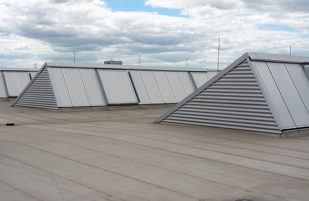 Why the Kind of Roof Your Commercial Building Has Matters