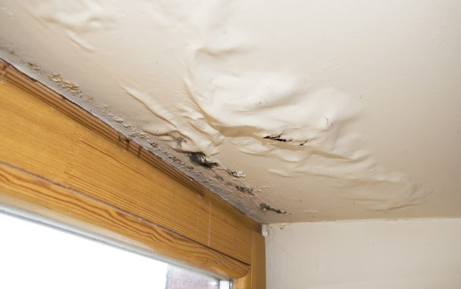 Early Signs of a Weakening Roof